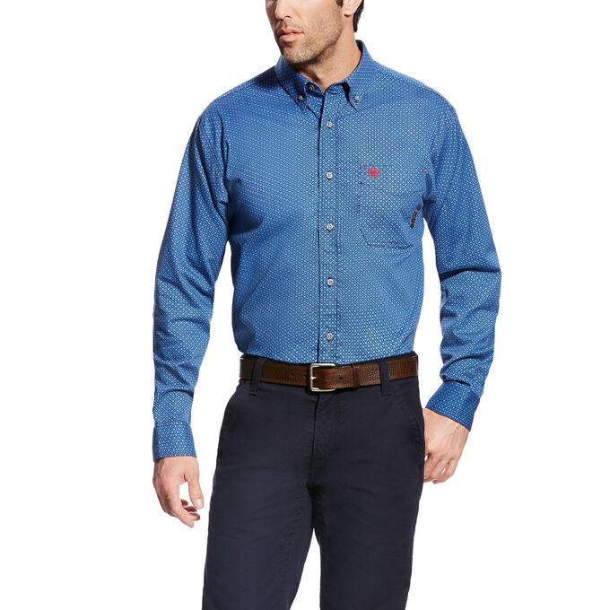 FR Burleigh Work Shirt