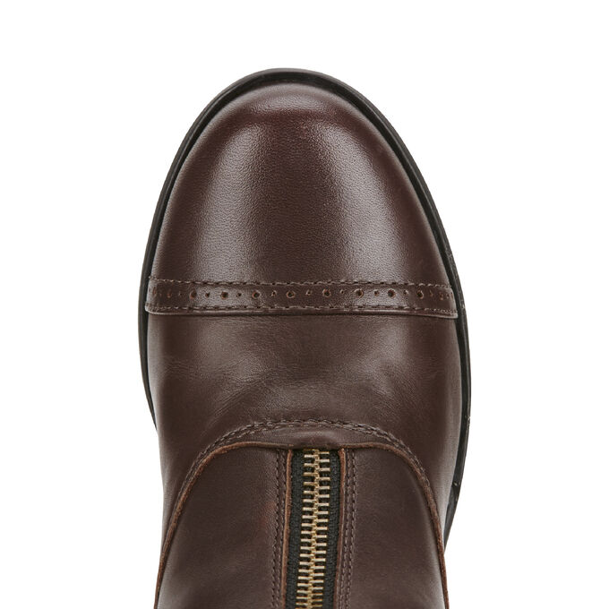 Devon III Zip Paddock Boot