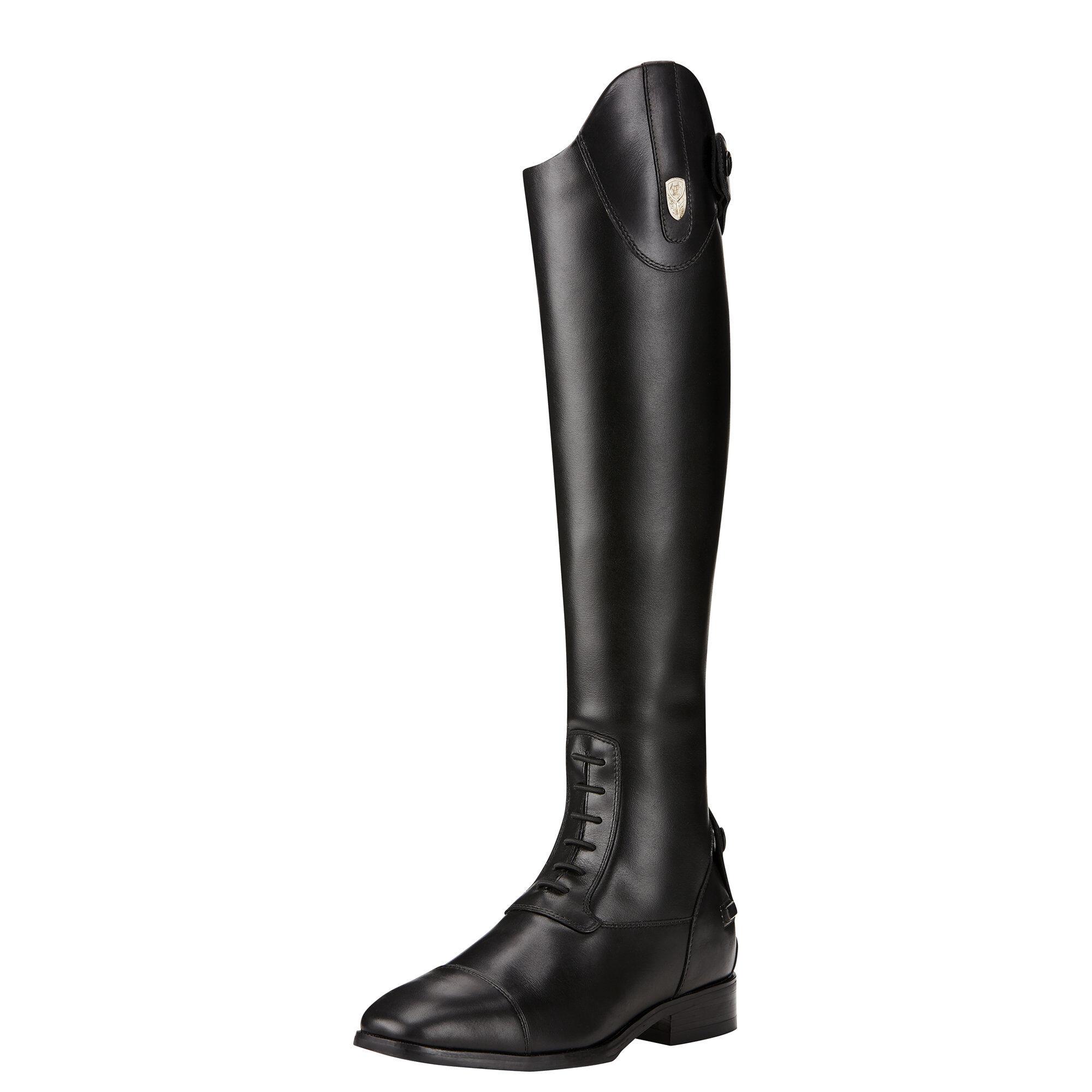 Monaco Stretch Field Zip Tall Riding Boot