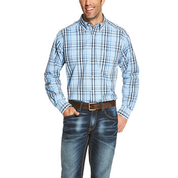 Oakridge Fitted Shirt