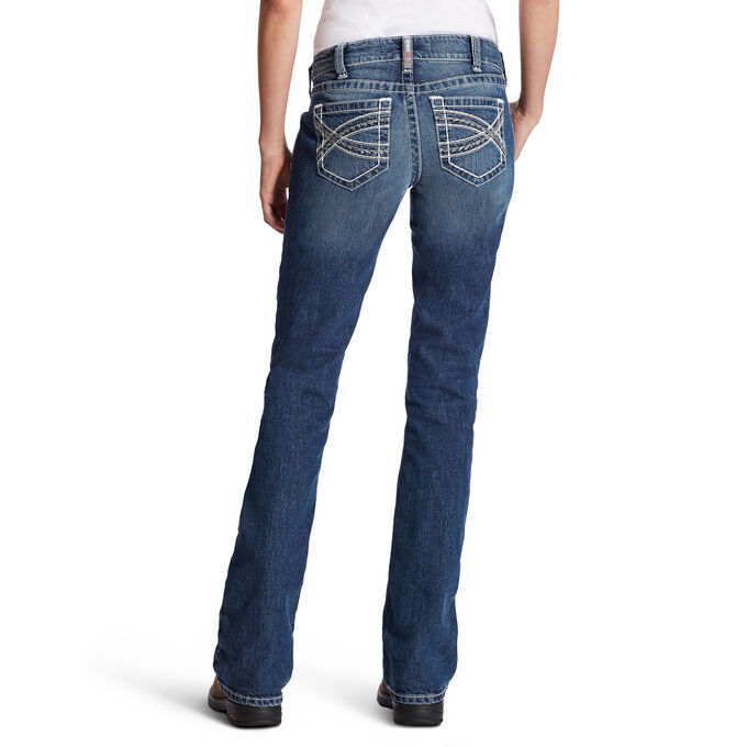 FR Entwined Boot Cut Jean