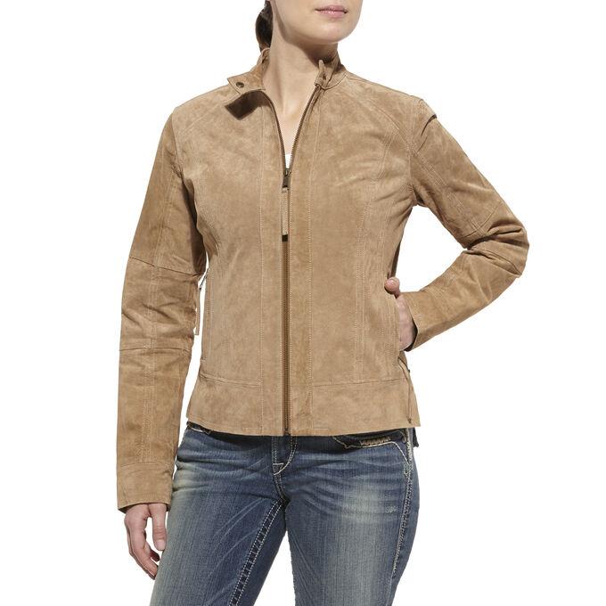 Ridge Leather Jacket