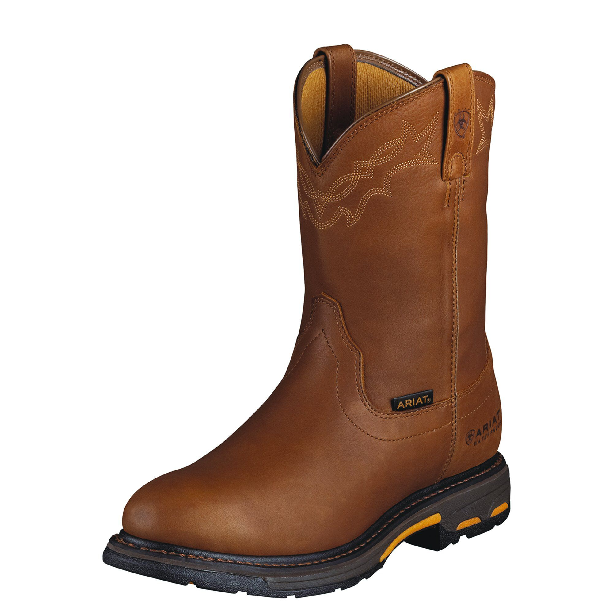 WorkHog Waterproof Work Boot
