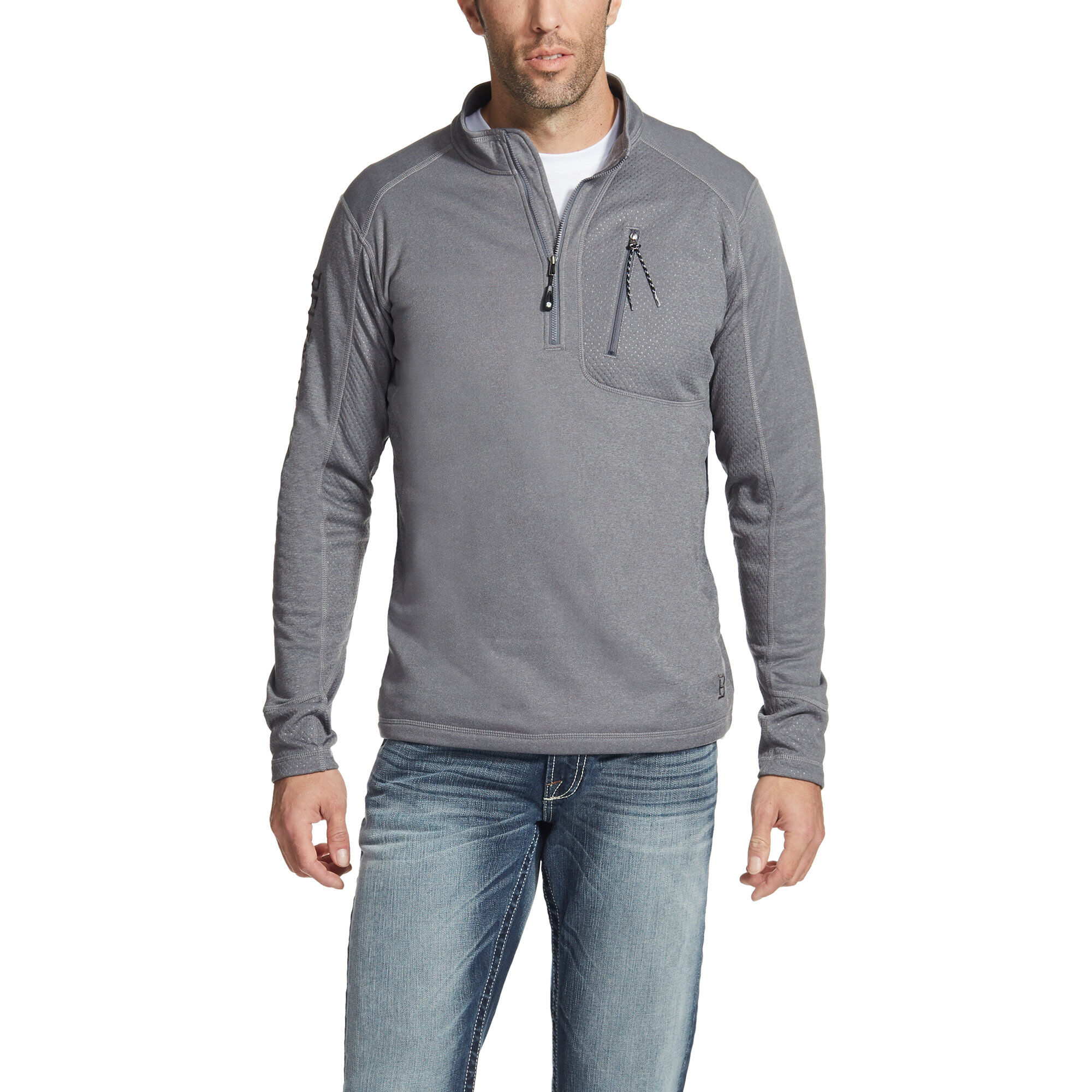 Relentless Motivation 1/4 Zip Sweatshirt
