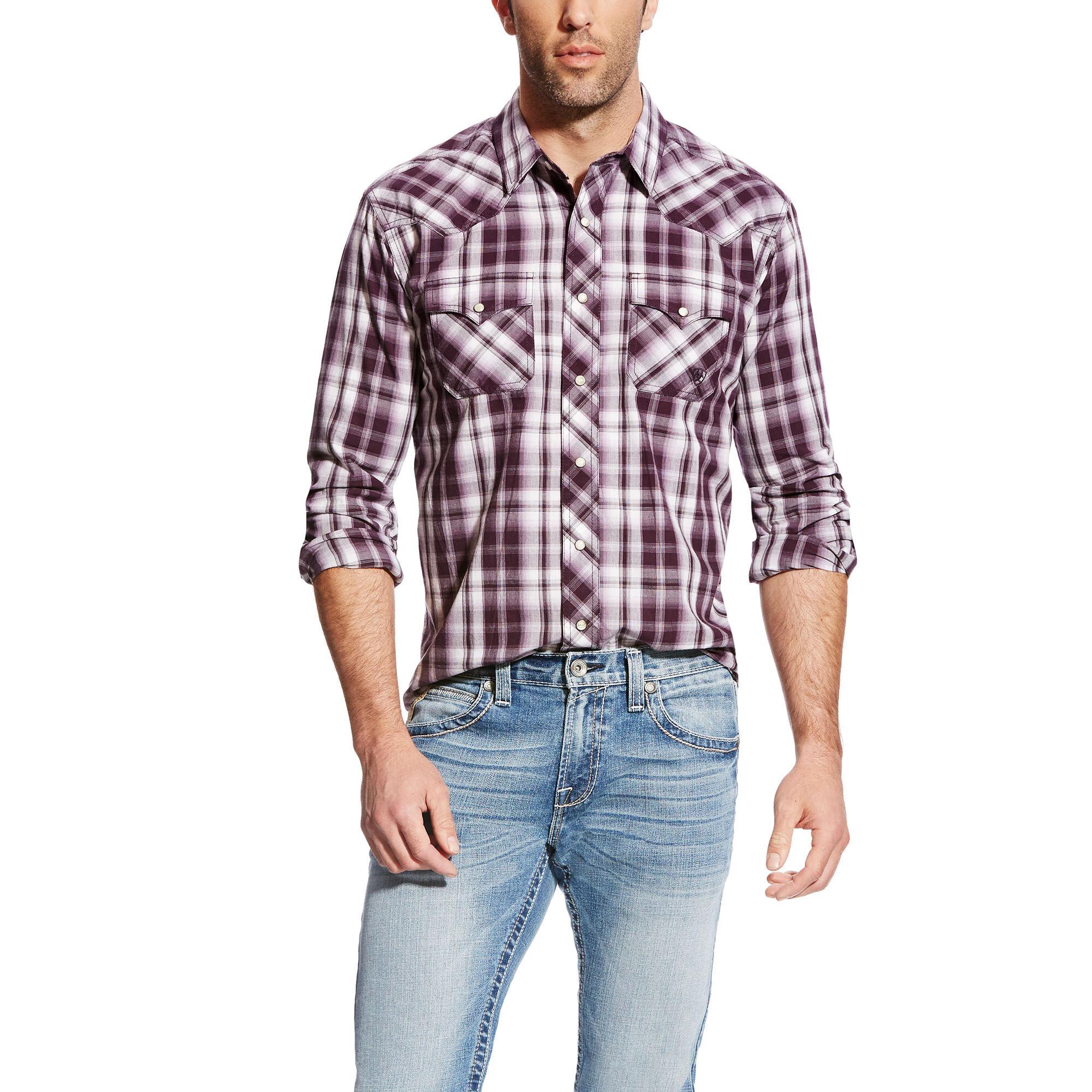 Hunter Snap Retro Shirt
