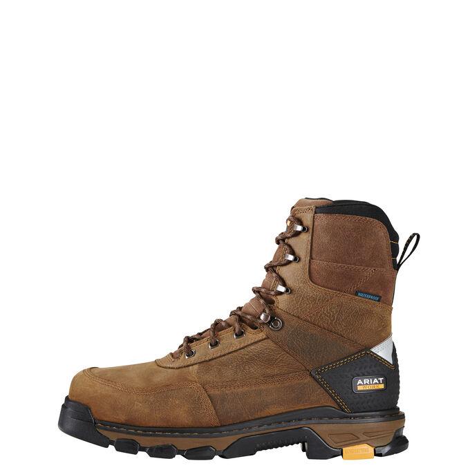 "Intrepid 8"" Waterproof Composite Toe Work Boot"