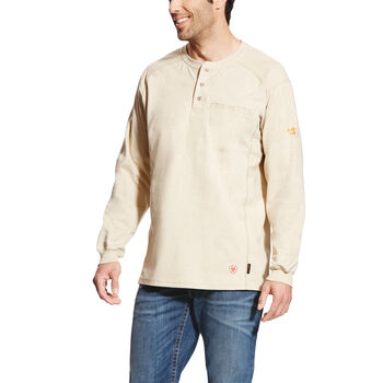 FR Air Henley Top