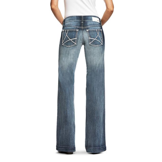 Sophia Wide Leg Trouser Jean