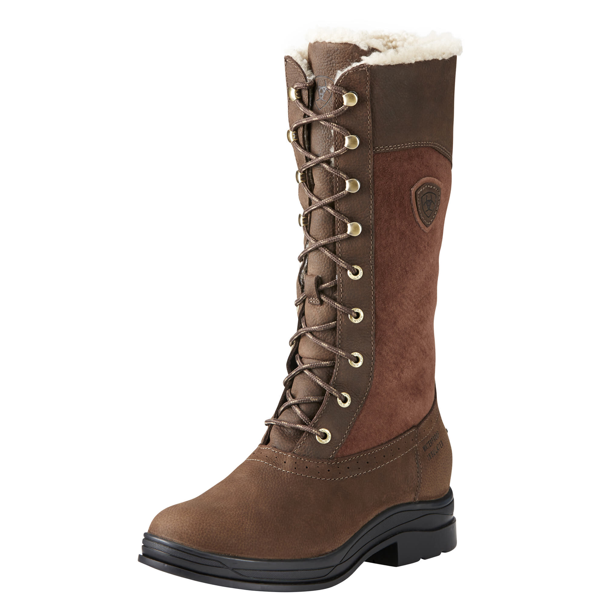 Ariat Wythburn H2O Insulated Leather Boots