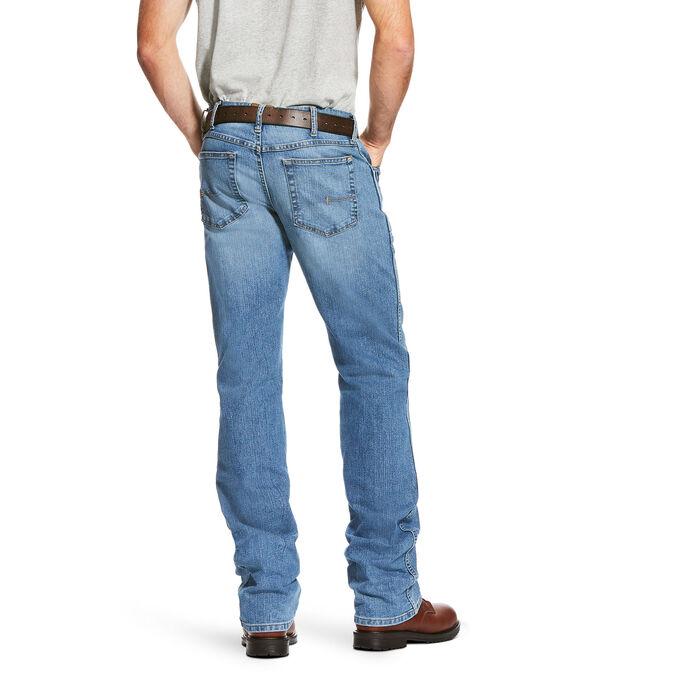 Rebar M4 Low Rise DuraStretch Basic Boot Cut Jean