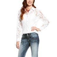 Lace Snap Shirt