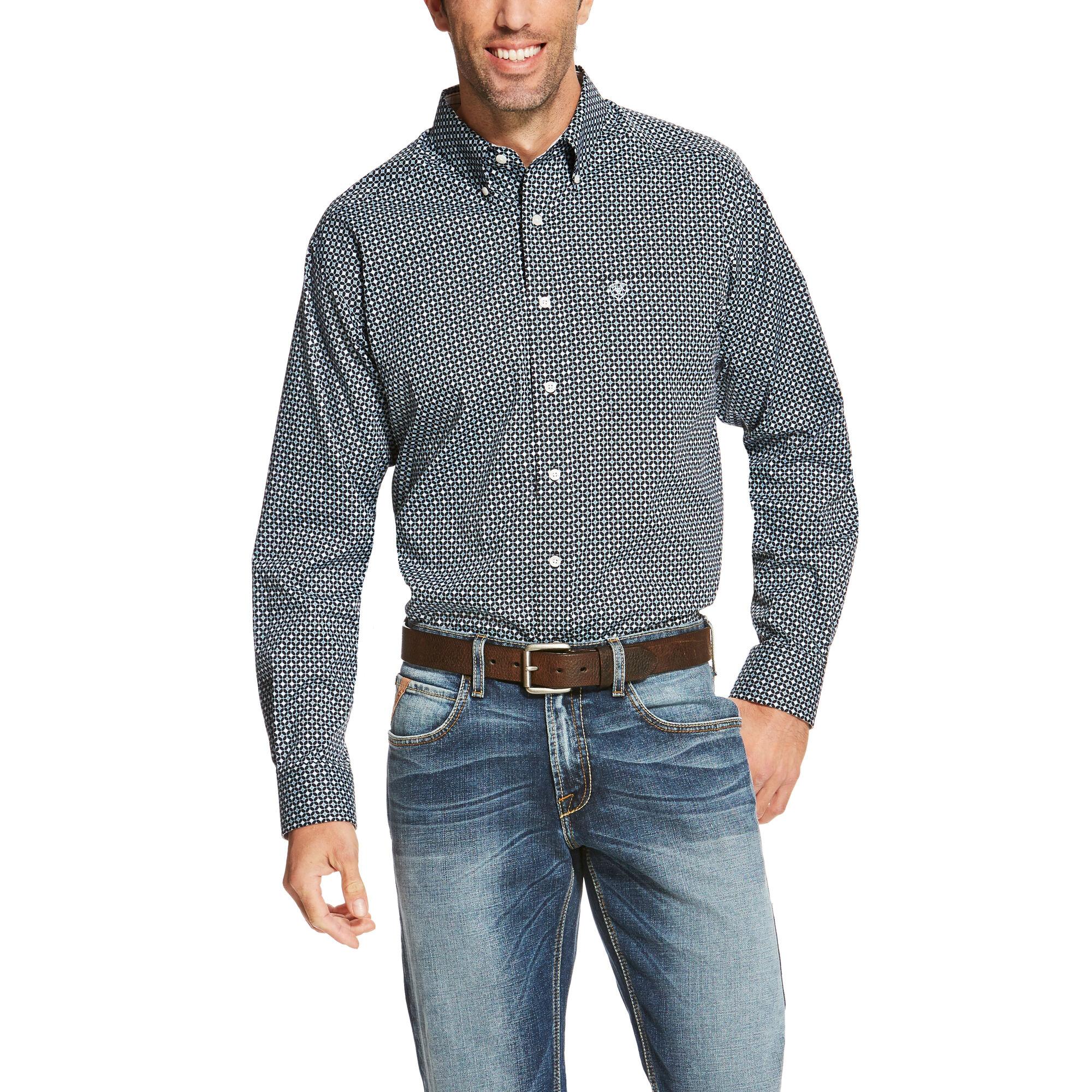 Wrinkle Free Ventana Shirt