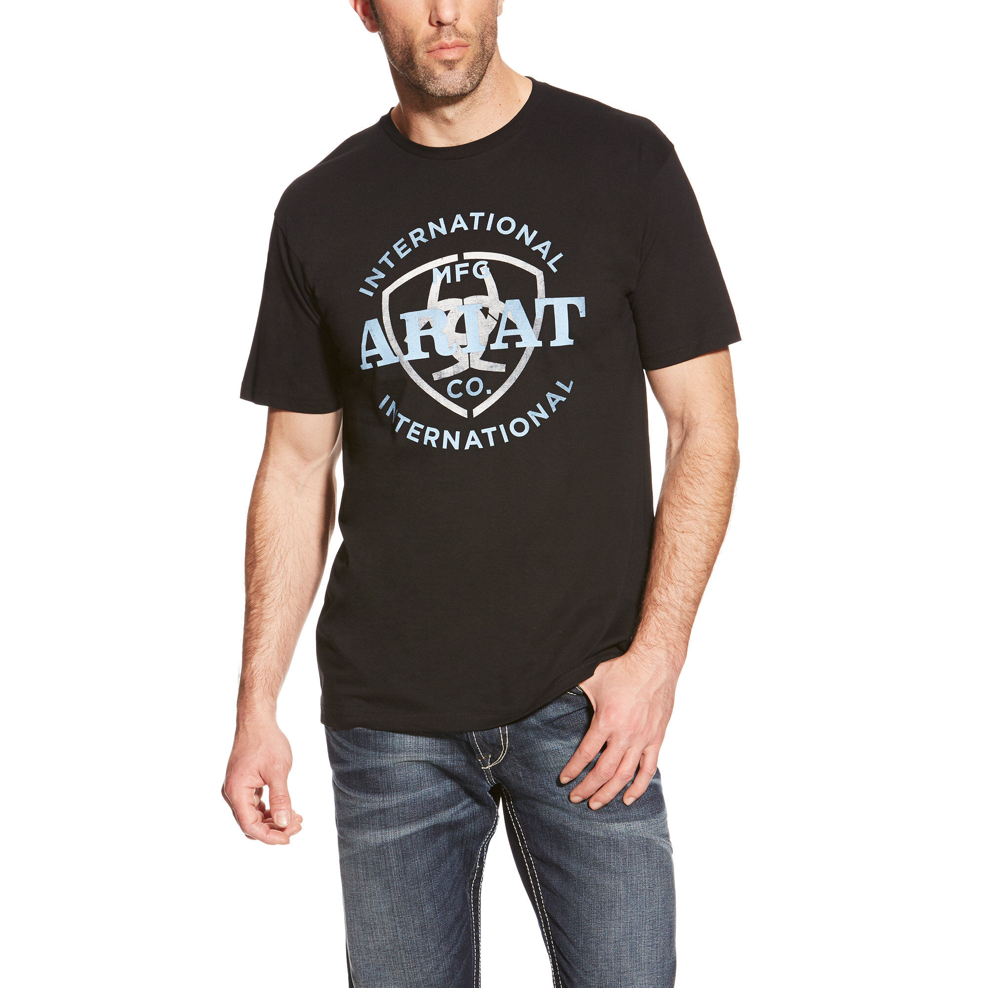 Overprint Tee T-Shirt