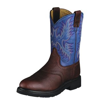 Sierra Saddle Work Boot