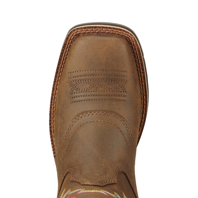 Ats On Demand >> Delilah Western Boot
