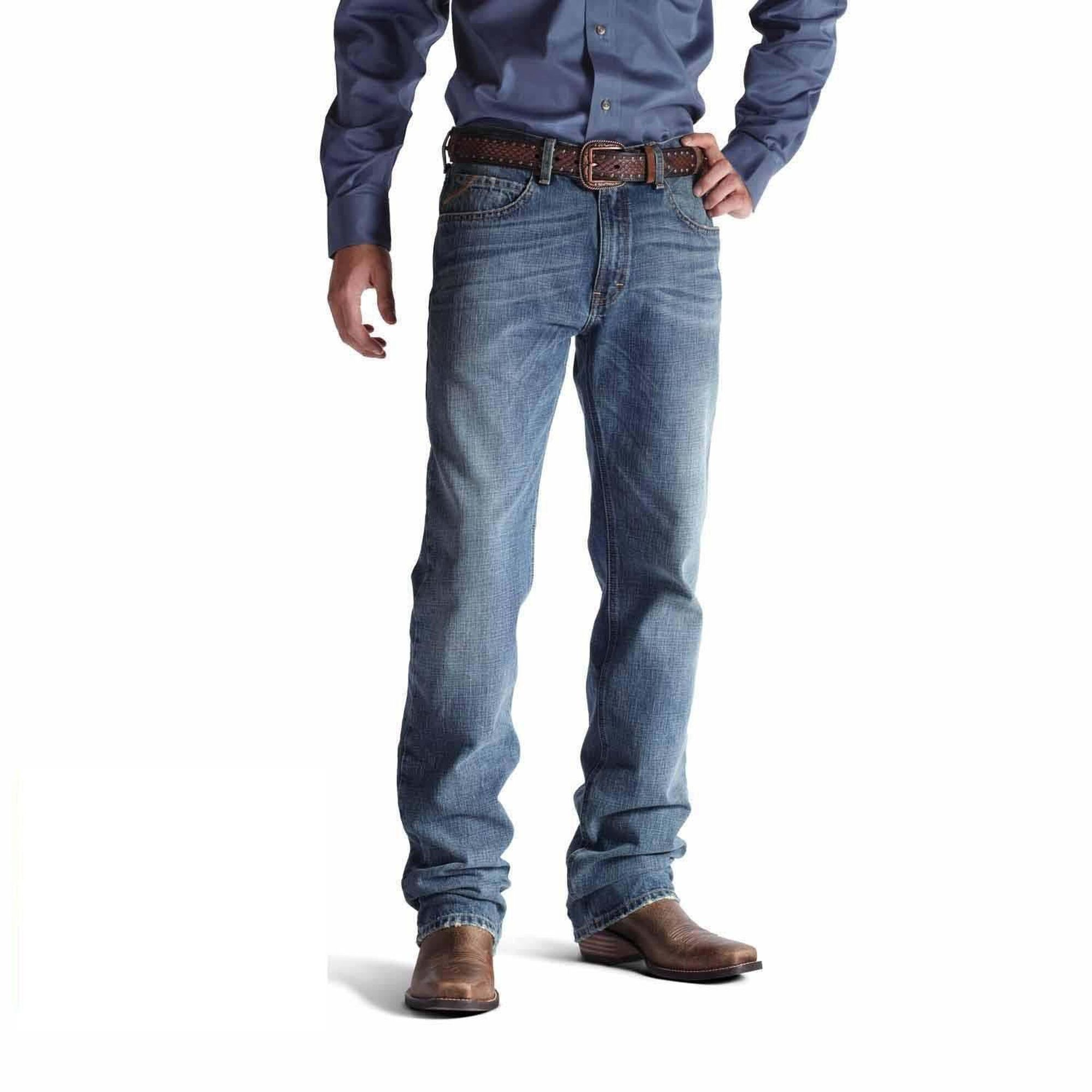 M2 Relaxed Granite Boot Cut Jean
