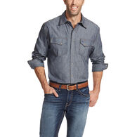 Relentless Denim Snap Shirt