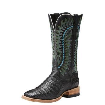 Relentless Gold Buckle Western Boot