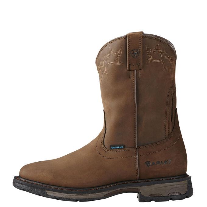 WorkHog Wellington Waterproof Work Boot