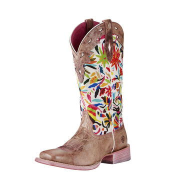 Circuit Champion Western Boot
