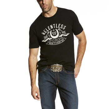 Relentless Steelworks Tee