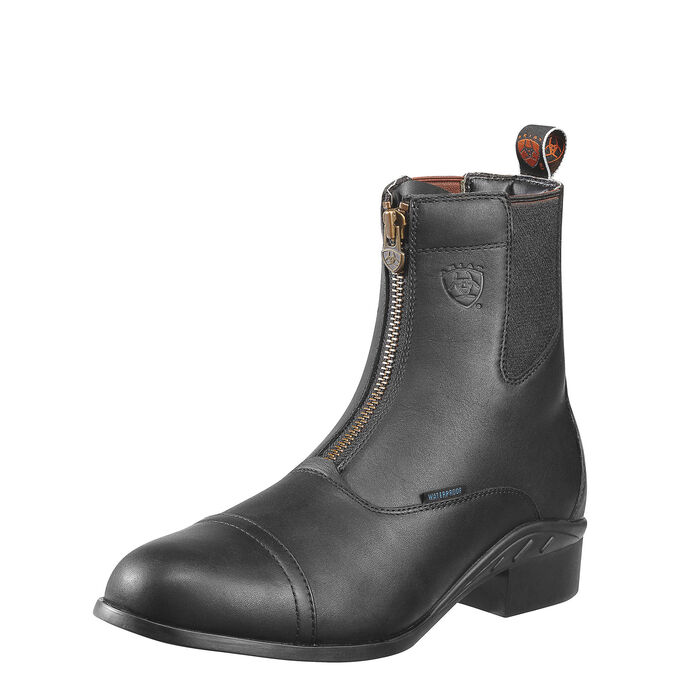 Heritage III Zip Waterproof Paddock Boot