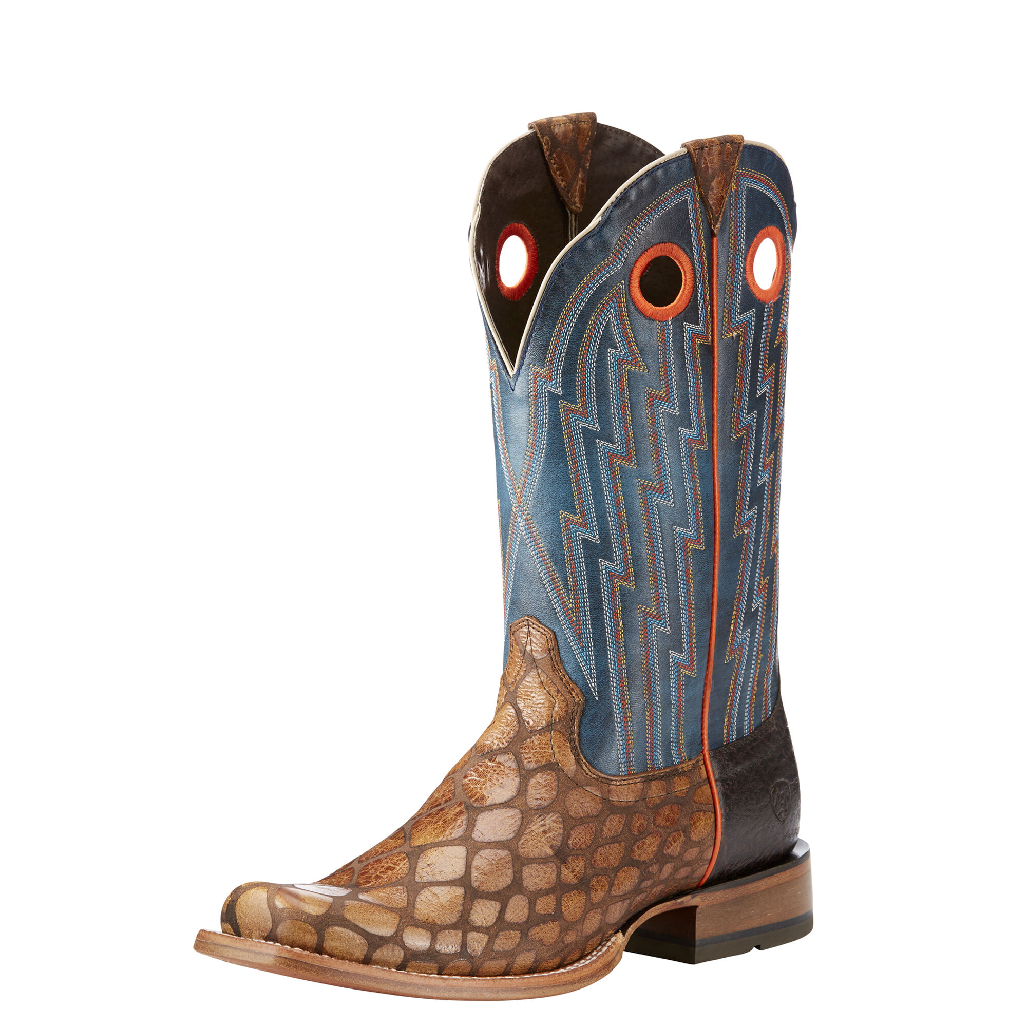 Tapadero Western Boot