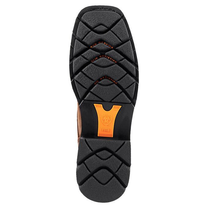 """Cascade 8"""" Steel Toe Work Boot"""