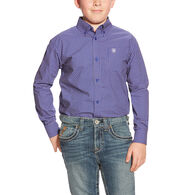 Boys Redding Print Shirt