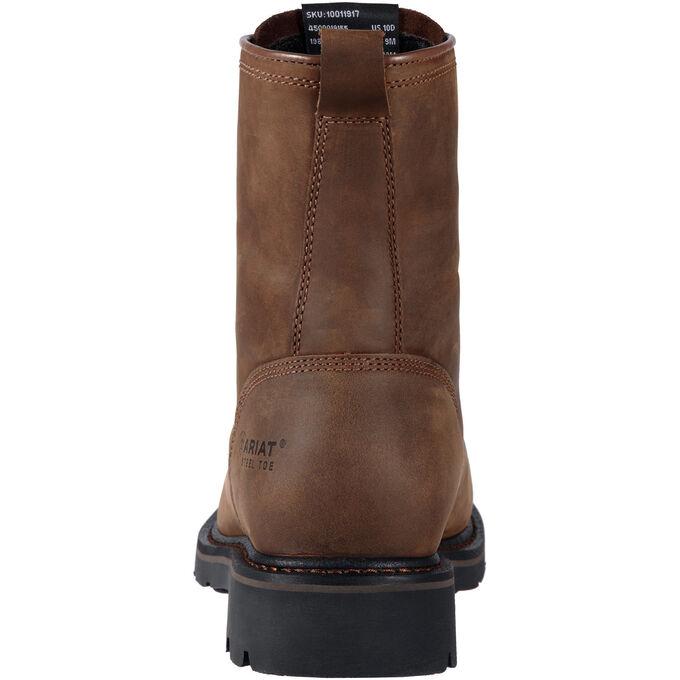 """Cascade 8"""" Work Boot"""