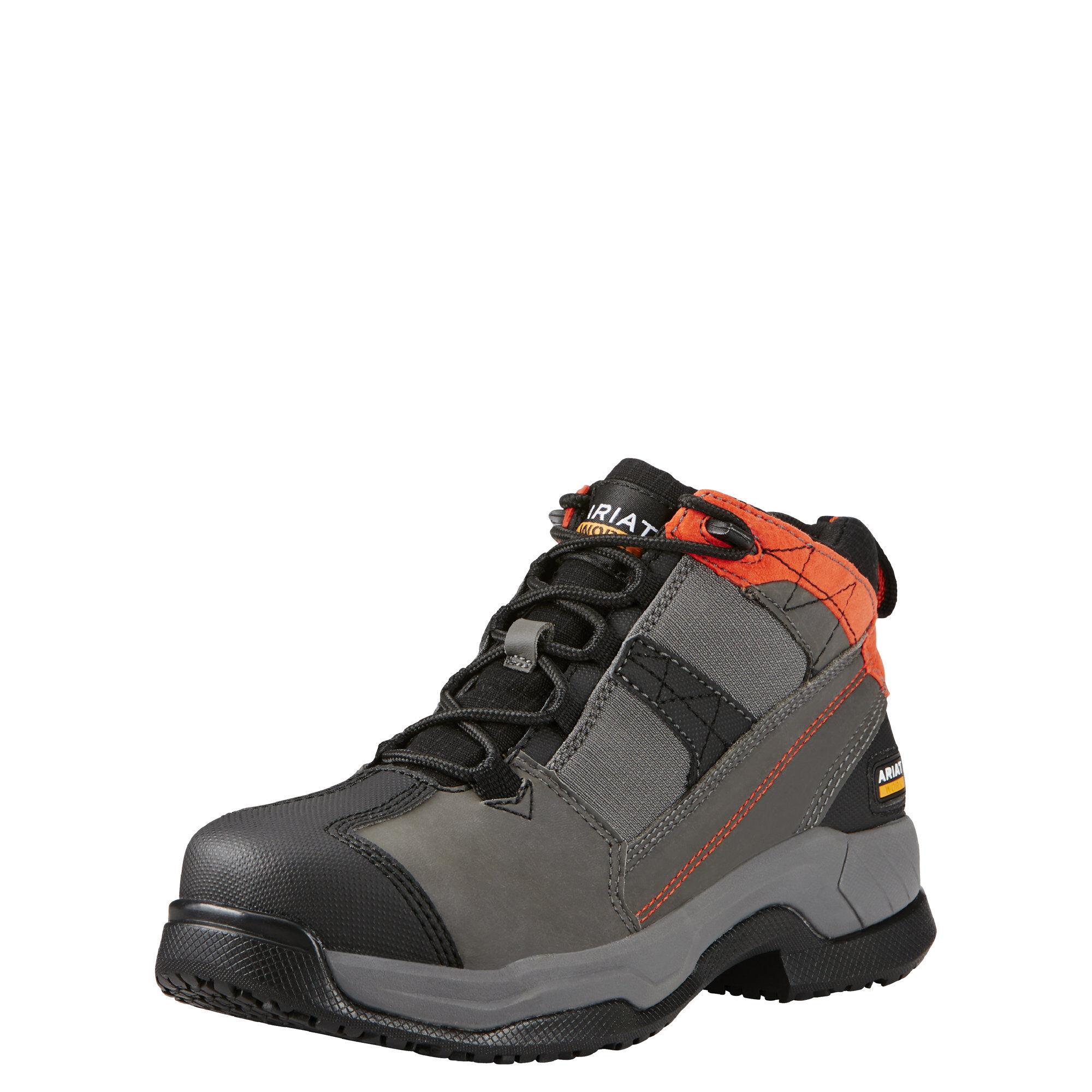 Women's Contender Steel Toe Work Boot