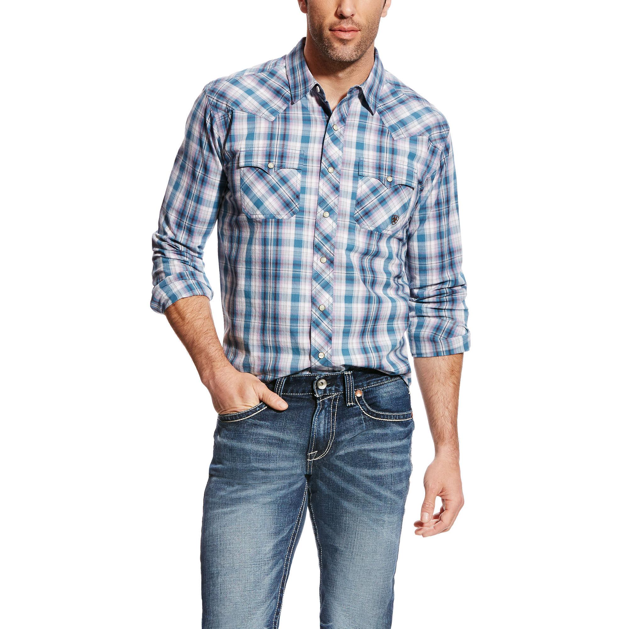 Hudson Snap Retro Shirt