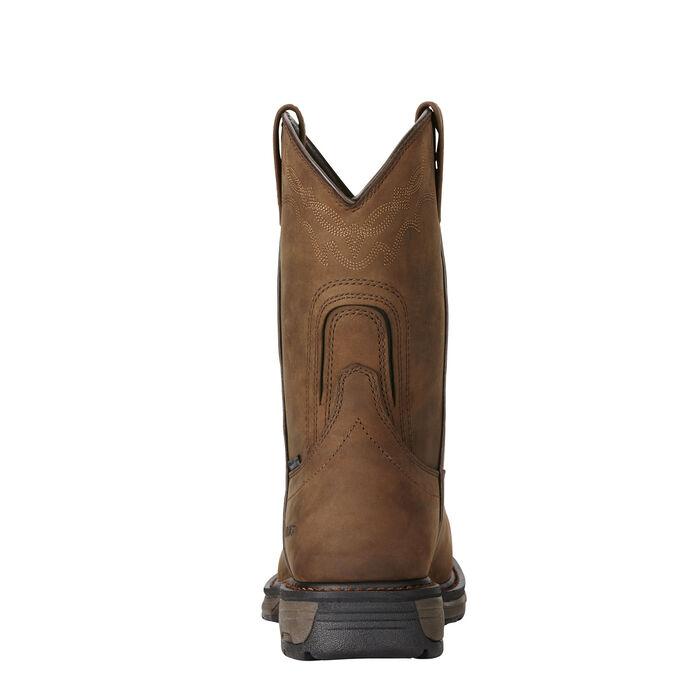 WorkHog Wellington Waterproof Composite Toe Work Boot