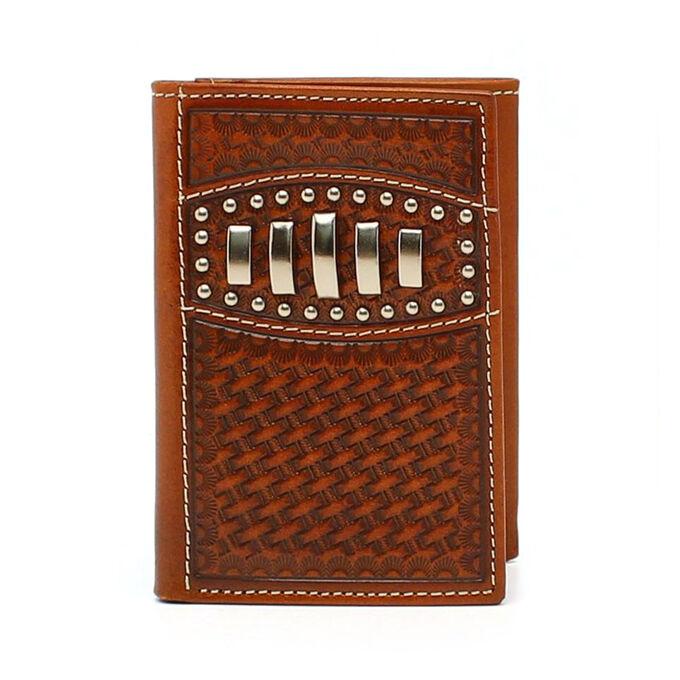Benton Trifold Wallet