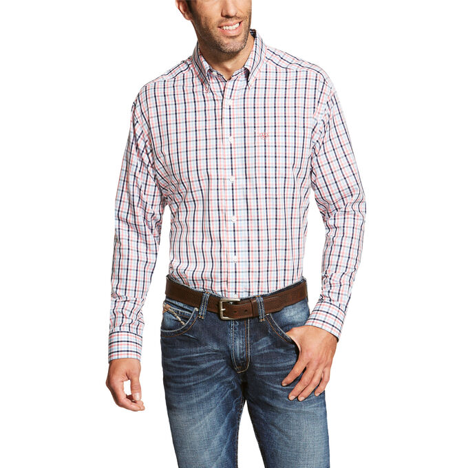Wrinkle free wf vallen shirt for Best wrinkle free shirts