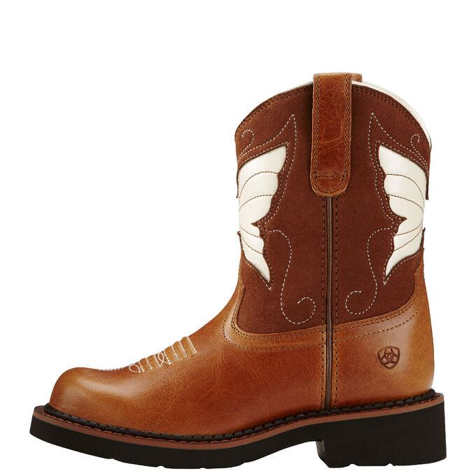 Fatbaby Wings Western Boot