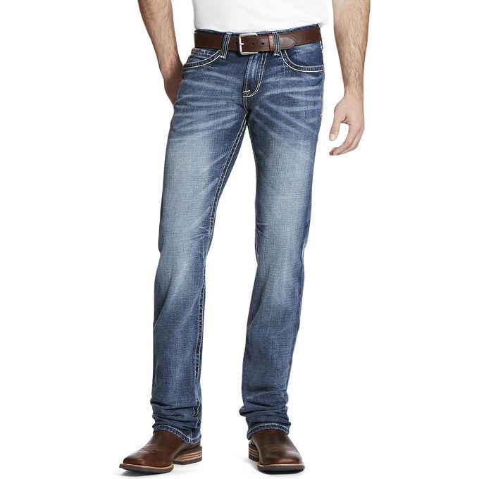 M7 Rocker Dawson Stretch Stackable Straight Leg Jean