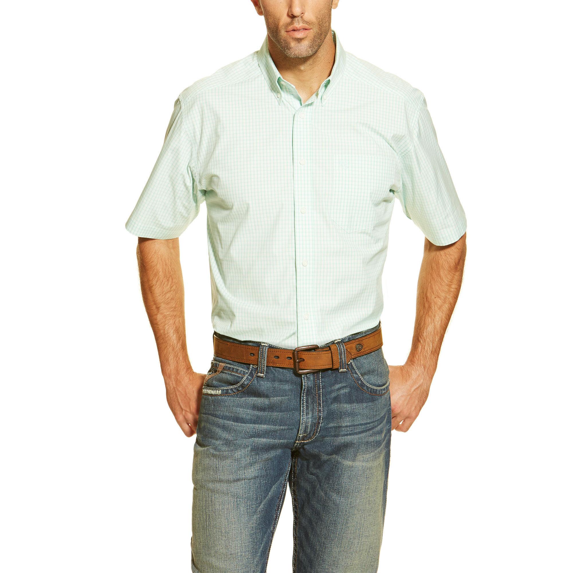 Hackman SS Perf Shirt