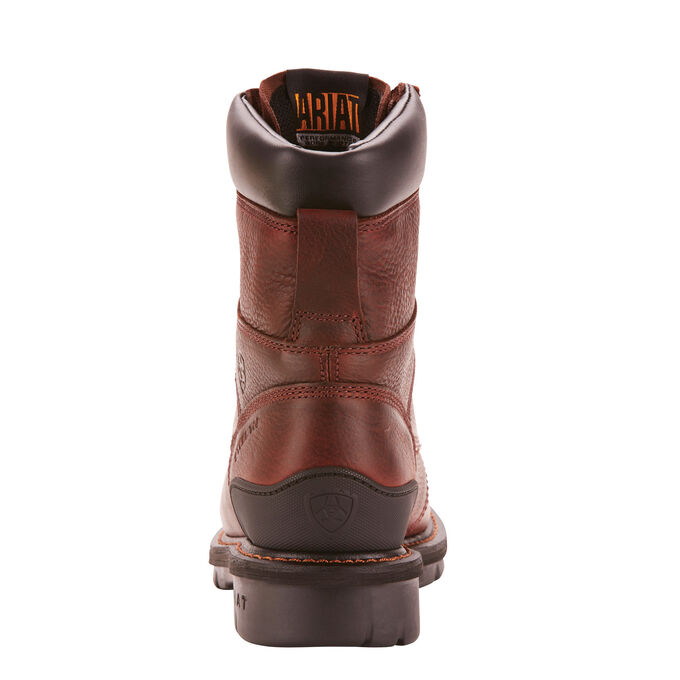 """Hermosa XR 8"""" Steel Toe Work Boot"""