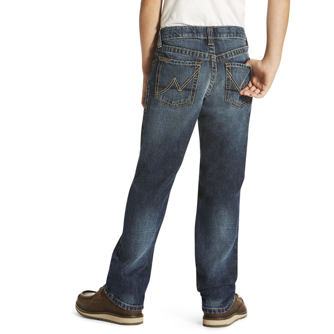 B5 Slim Falcon Stackable Straight Leg Jean
