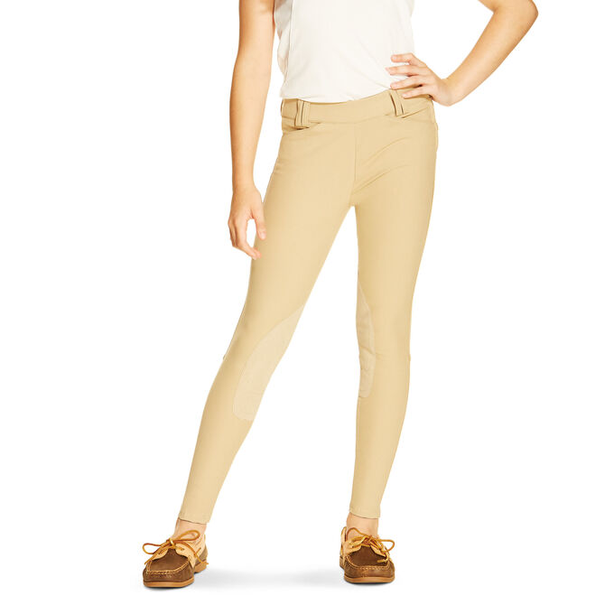 Performer Knee Patch Side Zip Breech