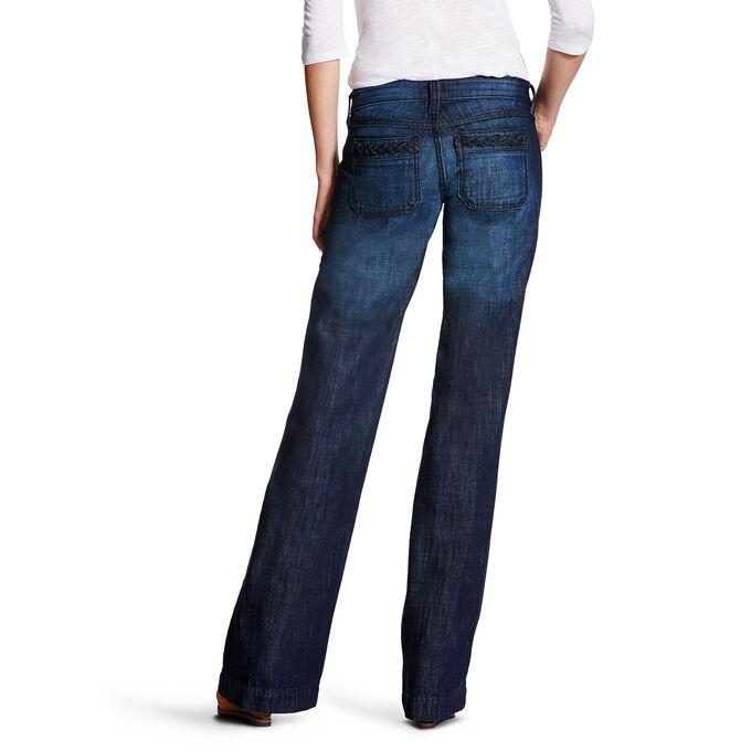 Dawn Wide Leg Trouser Jean