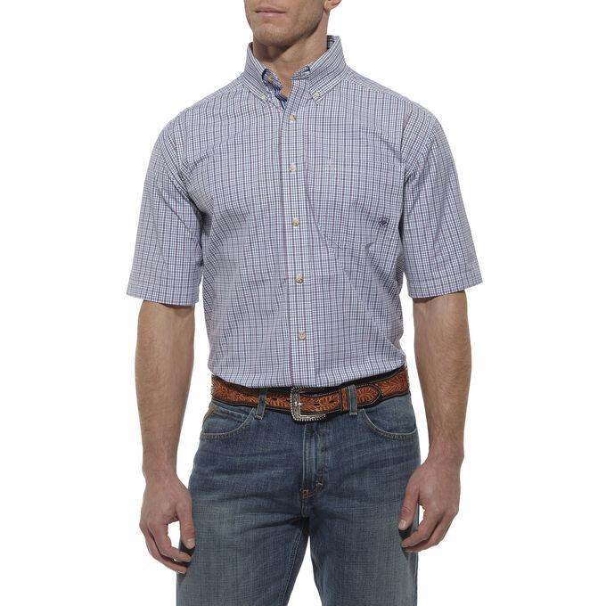 Backer Ss Performance Shirt