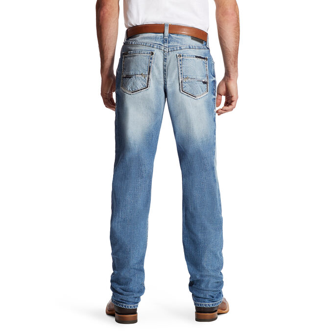 M3 Loose Stirling Stackable Straight Leg Jean