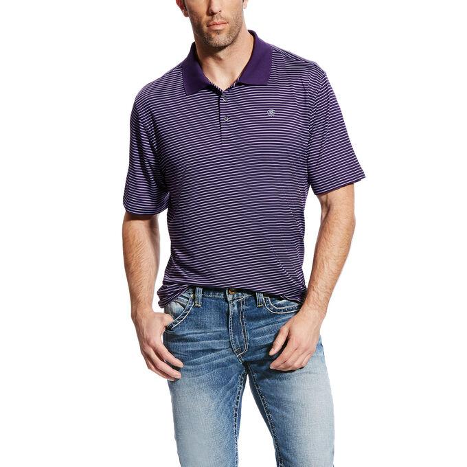 Mini Stripe Polo