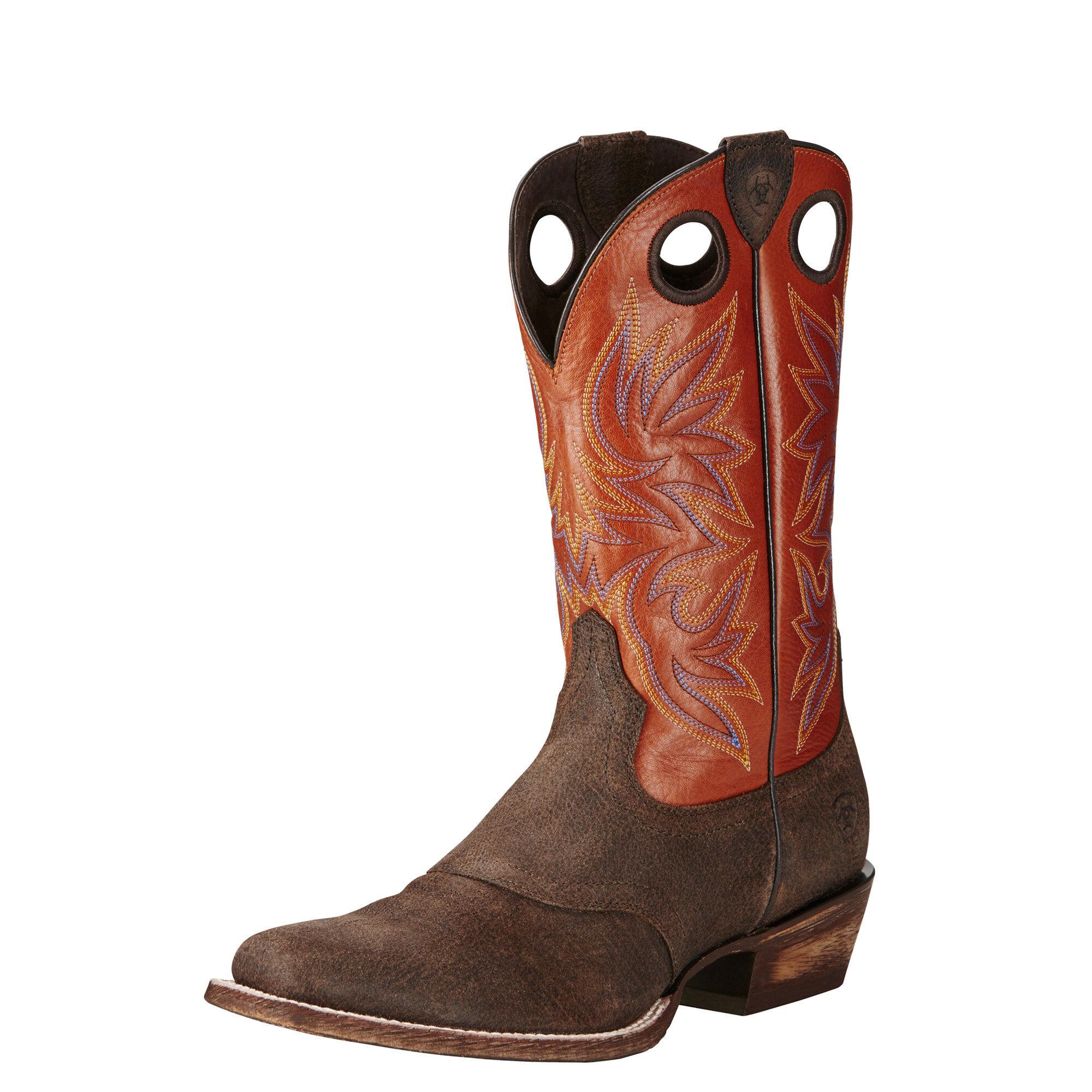 Circuit Striker Western Boot