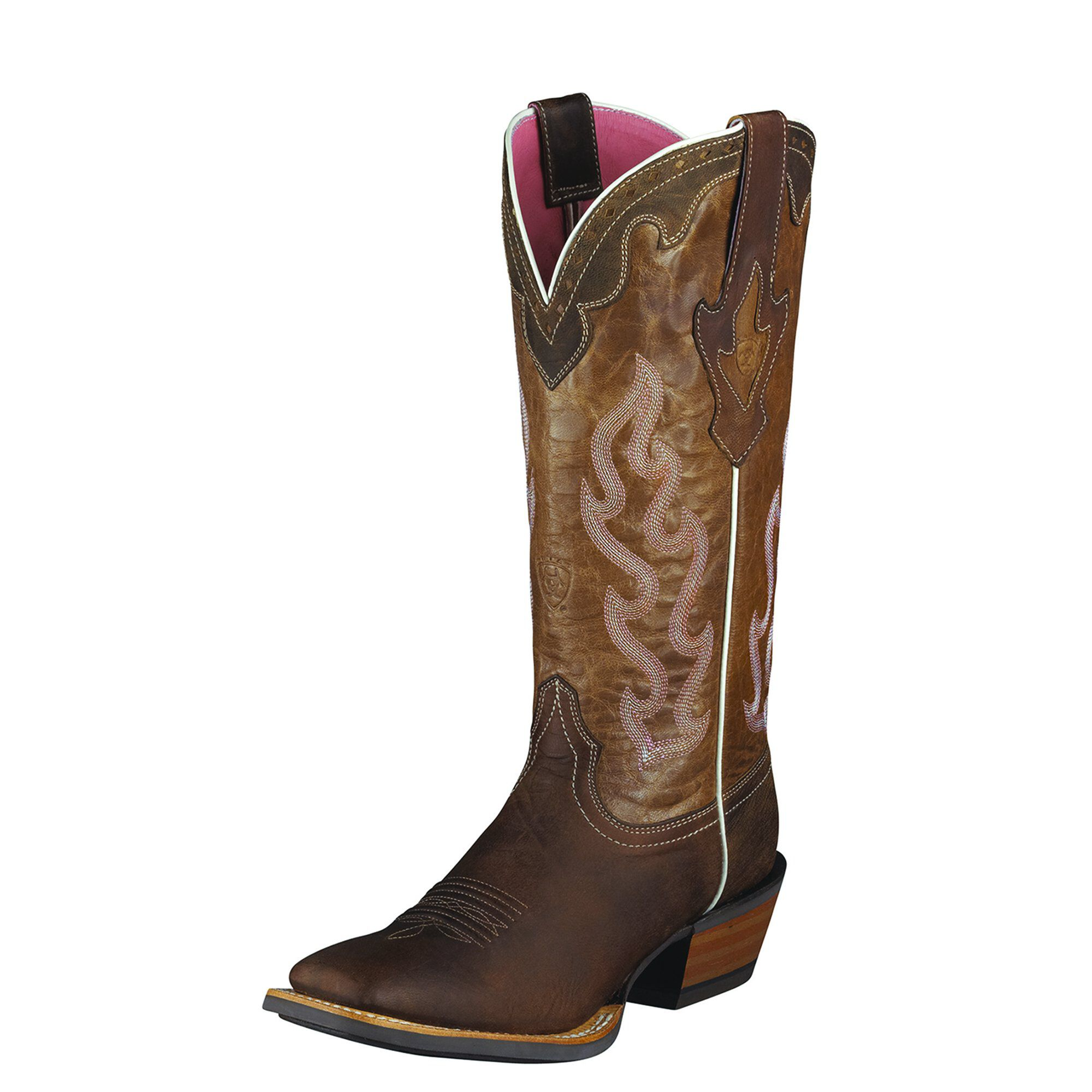 Crossfire Caliente Western Boot