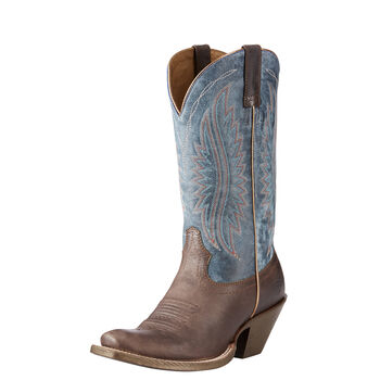 Circuit Salem Western Boot