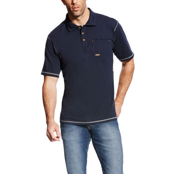 Rebar Workman Polo