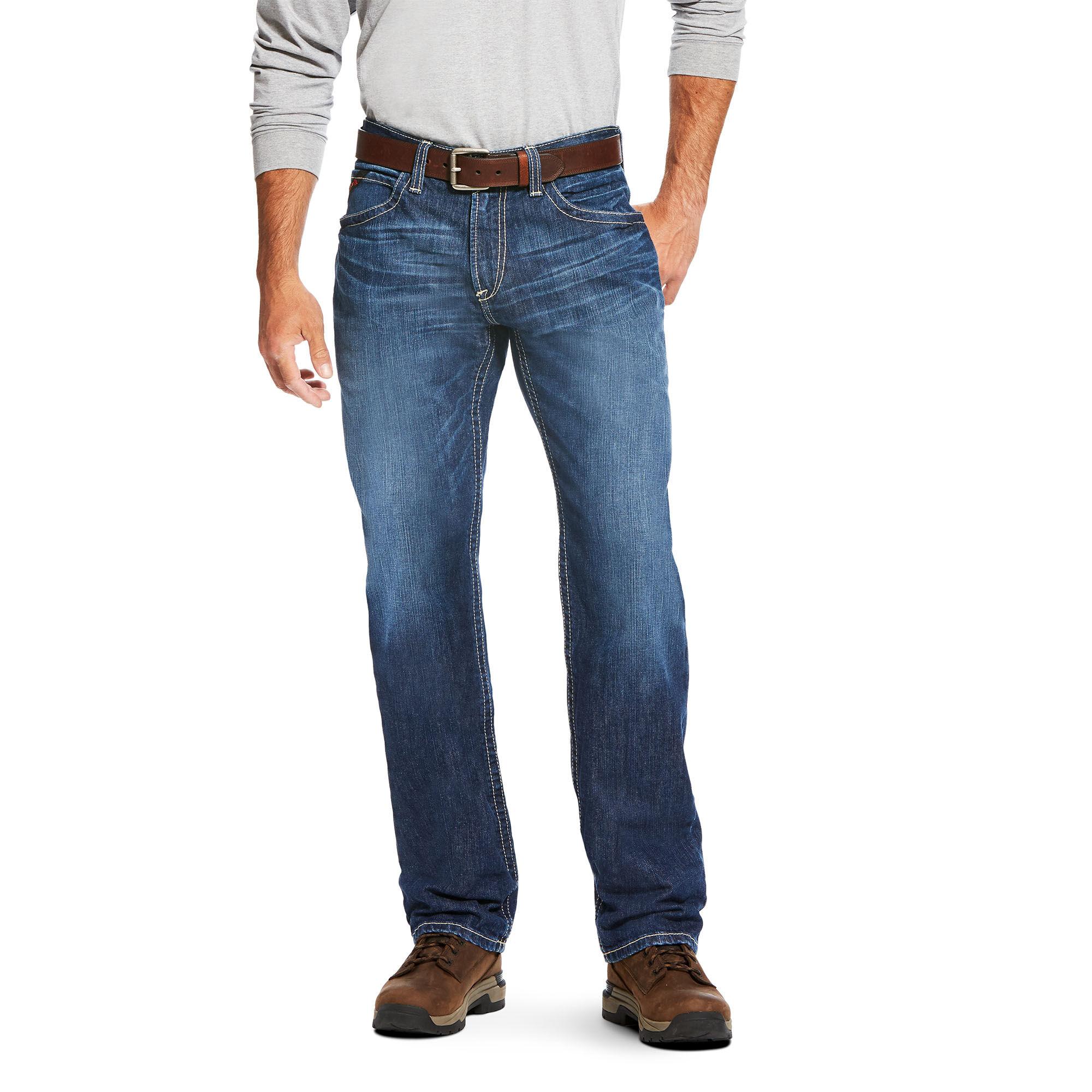 FR M3 Loose Vortex Stackable Straight Leg Jean